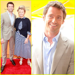 Hugh Jackman: Veuve Clicquot Polo Classic MC!