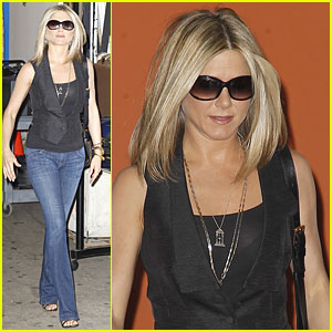 Jennifer Aniston: Norman Tattoo to Pay Homage to Him Forever