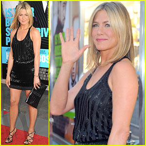 Jennifer Aniston: 'Horrible Bosses' Premiere!