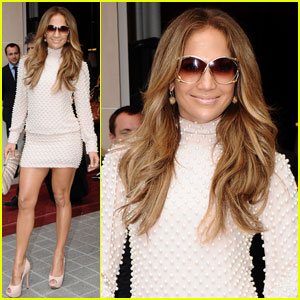 Jennifer Lopez: 'X Factor France' Performance!