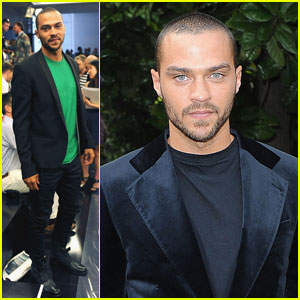 Jesse Williams: Milan Fashion Week Menswear!