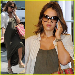 Jessica Alba: 'Spy Kids 4D' Introduces Aromascope!