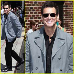 Jim Carrey Covers Black Eyed Peas' 'I Gotta Feeling'