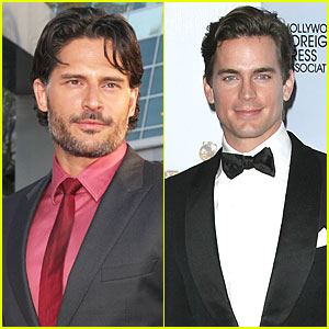 Joe Manganiello: 'White Collar' Guest Star!