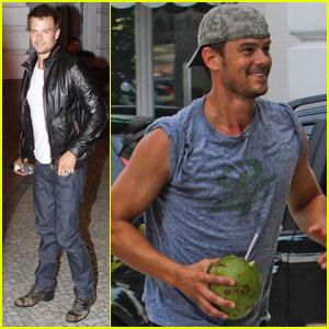 Josh Duhamel: I Don't Have the Balls for Extreme Stunts