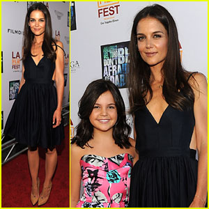 Katie Holmes: 'Don't Be Afraid of the Dark' Premiere!