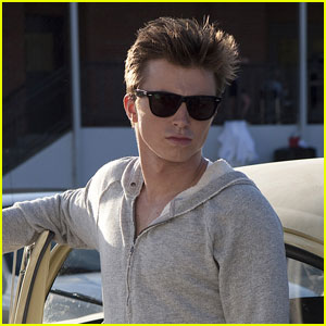 Kenny Wormald: JustJared.com Exclusive Interview!