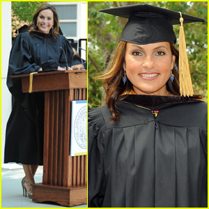 Mariska Hargitay: UCLA Commencement Speaker!