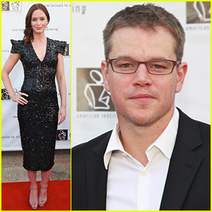 Matt Damon & Emily Blunt: Freeing Voices, Changing Lives