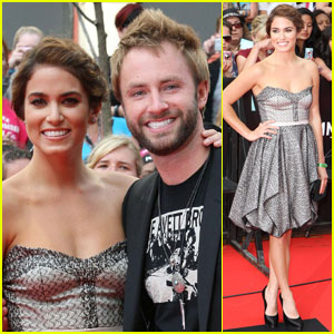 Nikki Reed: MuchMusic Video Awards with Paul McDonald!