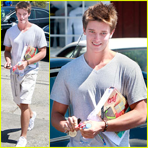 Patrick Schwarzenegger Moves Out of Family Home?