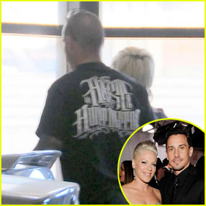 Pink Heads to Hospital to Give Birth?