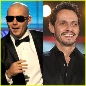 JJ Music Monday: Pitbull & Marc Anthony!