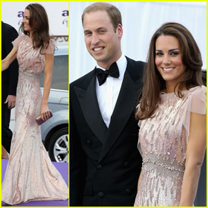Prince William &#038; Kate: ARK Gala Dinner!