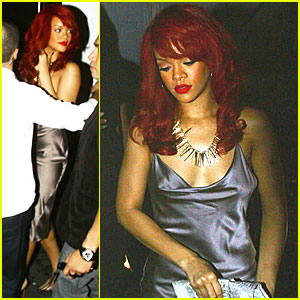 Rihanna: BET Awards After Party!