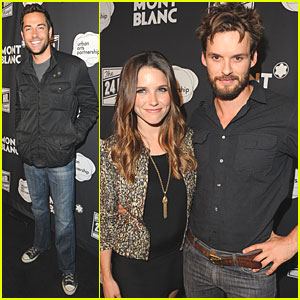 Sophia Bush & Austin Nichols: 24 Hour Plays!