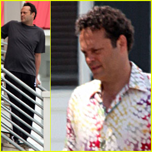 Vince Vaughn: 'Lay the Favorite' with Rebecca Hall!