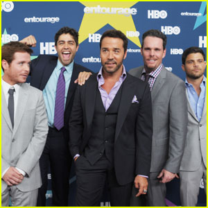 Adrian Grenier: 'Entourage' Season 8 Premiere!