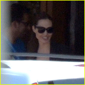Angelina Jolie Departs Malta with Her Family