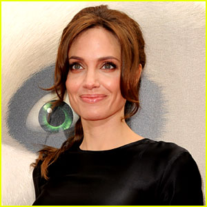 Angelina Jolie Dreams of Crossing the Sahara