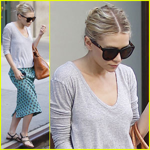 Ashley Olsen: StyleMint T-Shirts with Mary-Kate!