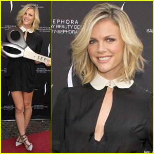 Brooklyn Decker: Sephora Same Day Beauty Launch!
