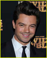 Dominic Cooper: Not Afraid of Playing Saddam Hussein's Son