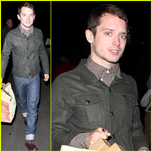 Elijah Wood: Hugely Influenced by 'Lord of the Rings'
