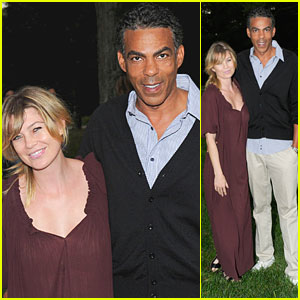Ellen Pompeo: 'Help' Screening with Chris Ivery!