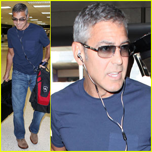 George Clooney: Oscar Campaign Made Me 'Feel Unclean'