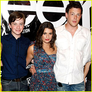 'Glee' Cast Not Leaving Show After Graduation!