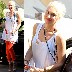 Gwen Stefani: Excited For New No Doubt Record!