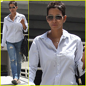 Halle Berry: Live Nation HQ!