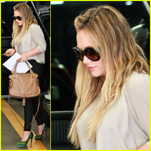 Hilary Duff Is 'An Amazing Baker'