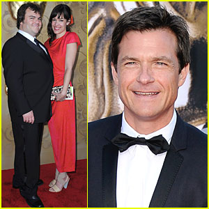 Jason Bateman & Jack Black - BAFTA Brits to Watch Gala