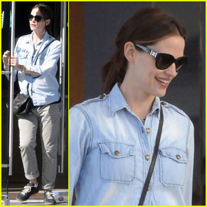 Jennifer Garner: Retail Therapy at Ron Herman