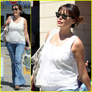 Lindsay Price: Grove Shopping with Curtis Stone!