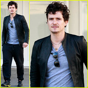 Orlando Bloom: Intimidated by Los Angeles
