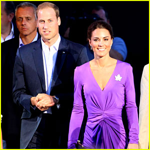 Prince William & Kate: Parliament Hill Pair!