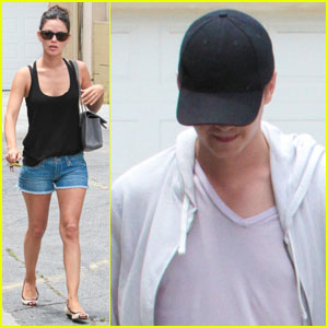 Rachel Bilson: Shopping with Hayden Christensen!