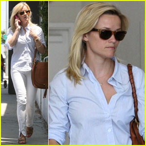 Reese Witherspoon: Vanessa Bruno Shopping Spree!