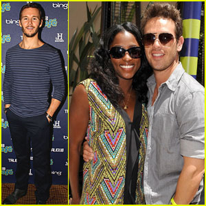 Ryan Kwanten & Rutina Wesley: Wired Cafe at Comic-Con 2011!