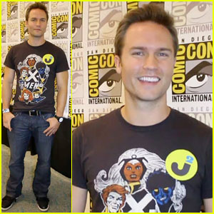 Scott Porter: Comic-Con Is the 'Mount Everest of Cool!'