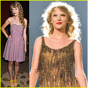 Taylor Swift Rocks Her Concert Balcony - Literally