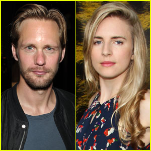 Alexander Skarsgard Starring in 'The East' with Brit Marling?