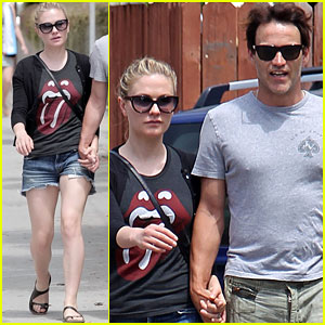 Anna Paquin & Stephen Moyer: Venice Beach Brunch!