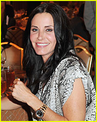 Courteney Cox Directing Cougar Town Episode