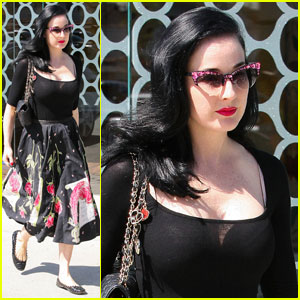 Dita Von Teese: Get the Gaultier Book!