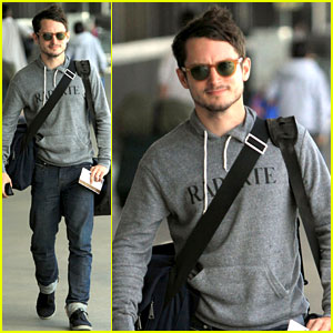 Elijah Wood: 'Wilfred' Renewed for Second Season!