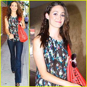 Emmy Rossum: Beauty Secrets Revealed!